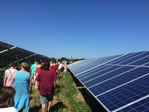 Sustainable Braintree Solar Array